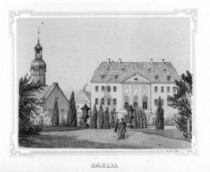 Herrenhaus Sahlis