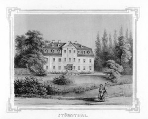 Herrenhaus Störmthal