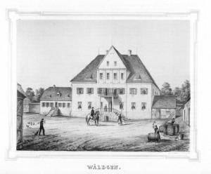 Herrenhaus Wäldgen