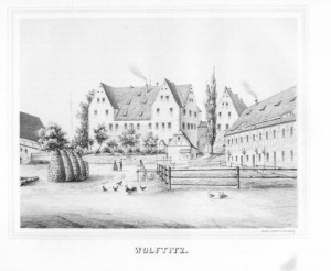 Schloss Wolftitz