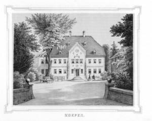Herrenhaus Zöpen