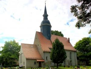 Ablaß, Ev. Pfarrkirche