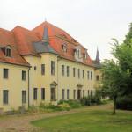 Rittergut Adelwitz, Herrenhaus Mitteltrakt