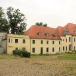 Rittergut Adelwitz, Herrenhaus Seitenflügel