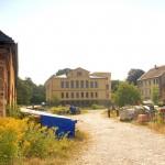 Rittergut Altenhain, Gutshof und Herrenhaus