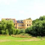 Rittergut Altenhain, Herrenhaus