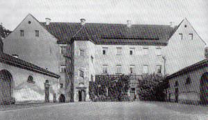 Altes Schloss Penig um 1900