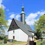 Altgeringswalde, Ev. Pfarrkirche