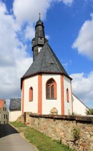 Altmörbitz, Ev. Pfarrkirche