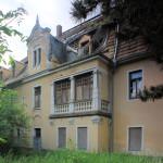 Rittergut Altoschatz, Herrenhaus