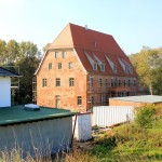 Rittergut Altscherbitz, Herrenhaus (Zustand Oktober 2014)