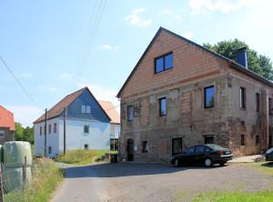 Rittergut Arnsdorf, Rest Herrenhaus