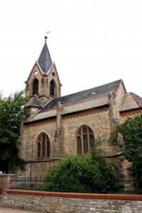 Aseleben, Ev. Kirche