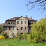 Audigast, Rittergut Unterhof (Zustand 2011)