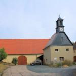 Rittergut Augustusberg, WIrtschaftshof