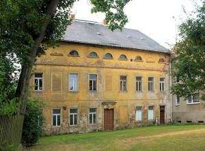 Rittergut Augustusberg, Herrenhaus