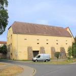 Rittergut Augustusberg, Scheune