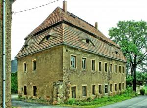 Augustusburg, Rittergut Jägerhof