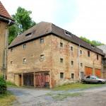 Augustusburg, Rittergut Jägerhof, Wirtschaftsgebäude