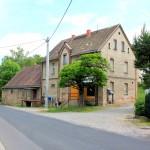 Auligk, Rittergut Untern Teils, Oberhof, Verwalterhaus