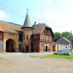 Böhlen/Mulde (Grimma), Pächter- oder Verwalterhaus