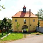 Böhlen/Mulde, Rittergut