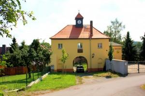 Rittergut Böhlen/Mulde, Torhaus