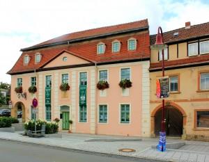 Bad Köstritz, Paragiatsherrschaft
