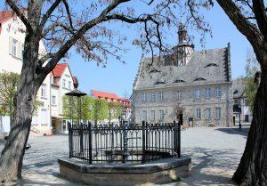 Ehem. Rathaus Bad Salzelmen (Salzlandmuseum)