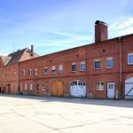 Rittergut Badrina, Wirtschaftsgebäude