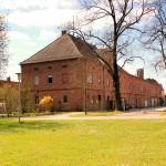 Rittergut Badrina, ehem. Standort Herrenhaus