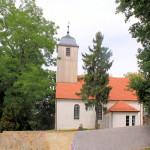 Beilrode, Ev. Pfarrkirche Zschackau