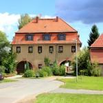 Torhaus des Rittergutes Benndorf