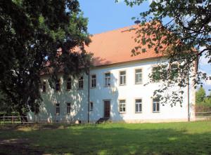 Rittergut Bennewitz, Herrenhaus