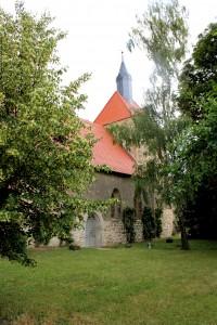 Bennstedt, Ev. Kirche