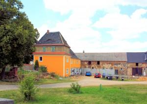 Bernbruch, Rittergut