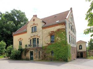 Rittergut Beutig, Herrenhaus