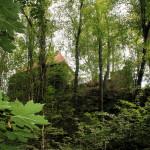 Bieberstein, Niederes Schloss (Eremitage)