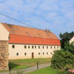 Rittergut Bieberstein, Wirtschaftshof