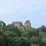 Rittergut Bieberstein, Schloss und Bergfried