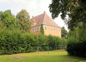 Rittergut Bieberstein, Oberes Schloss