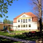 Rittergut Biesen, Herrenhaus