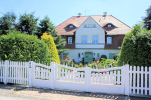 Freigut Blankenau, Herrenhaus
