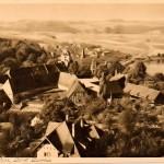 Rittergut Böhlen, Luftbild (vor 1945)
