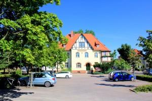Böhlen, Pächterhaus