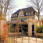 Böhlitz Ehrenberg, Rittergut Barneck