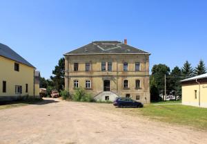 Rittergut Böhringen, Herrenhaus