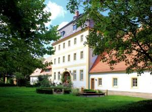 Rittergut Börln, Verwalterhaus