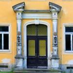 Schloss Börln, Portal