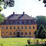Schloss Börln, Schlosshof